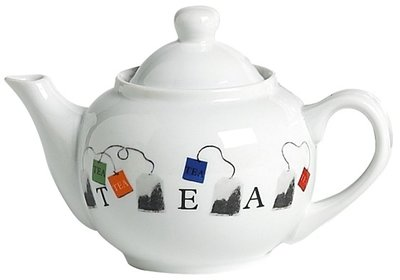 Cosy Teabag theepot 0.6 liter