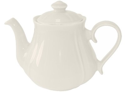Cosy New England White theepot 1.3 liter