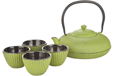 Cosy Japanese Set Green theepot 1.2 liter