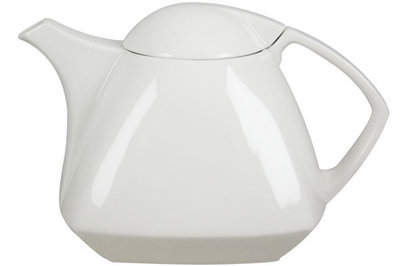 Cosy Madrid White theepot 1 liter