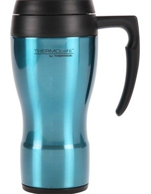 Thermos Inox Blue thermosbeker 0.45 liter