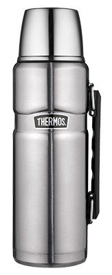 Thermos King Zilver thermosfles 1.2 liter