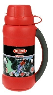 Thermos Premier rood thermosfles 0.75 liter