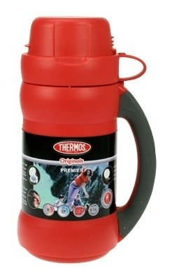 Thermos Premier rood thermosfles 0.5 liter