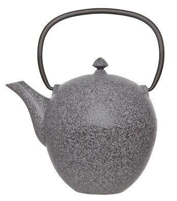 Cosy Pear Grey theepot 1 liter