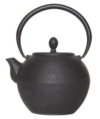 Cosy Akita Black theepot 1.25 liter