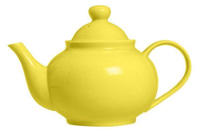 Cosy Flashy Yellow theepot 0.8 liter