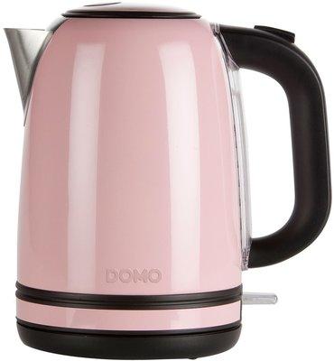Domo DO487WK pastelroze waterkoker 2200W