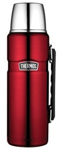 Thermos King Rood thermosfles 1.2 liter