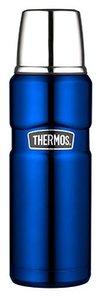 Thermos King Blauw thermosfles 0.47 liter