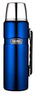 Thermos King Blauw thermosfles 1.2 liter