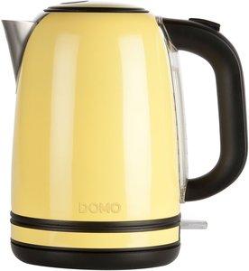 Domo DO490WK pastel geel waterkoker 2200W