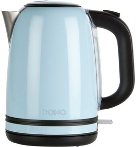 Domo DO488WK pastelblauw waterkoker 2200W