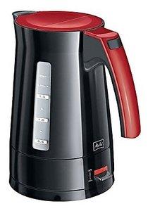 Melitta Enjoy Aqua zwart/rood waterkoker 2400W